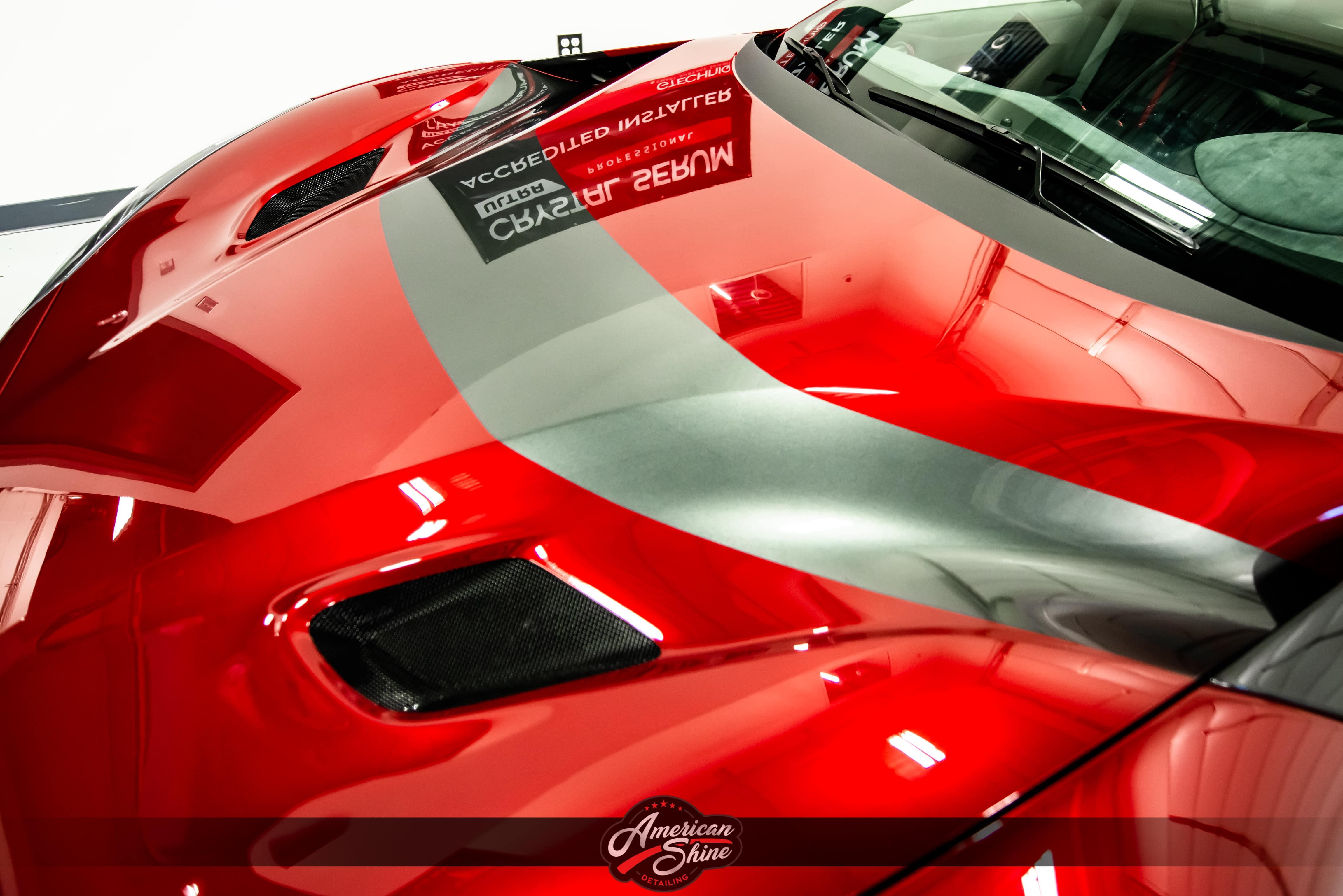 2018 Ferrari F12 TDF Paint Correction