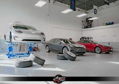 Tesla Detail Center