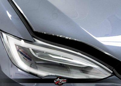 Tesla Paint Protection Film - American Shine Detailing